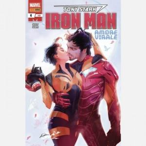 Iron Man Tony Stark: Iron Man 4