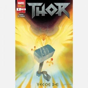 Thor Numero 5 (Vecchi Dei)