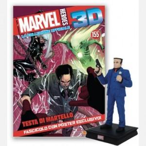 Marvel Heroes 3D - La collezione ufficiale Hammerhead