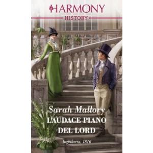 Harmony History - L'audace piano del lord Di Sarah Mallory