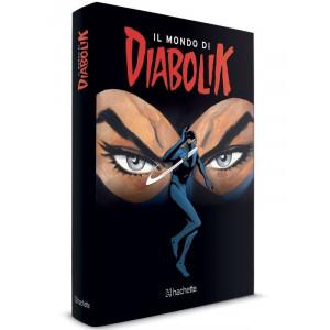 Raccoglitore fascicoli - Il mondo di Diabolik - Hachette