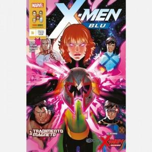 I nuovissimi X-Men X-Xmen Blu N°16