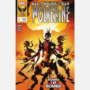 Wolverine Alla ricerca di Wolverine 49/375