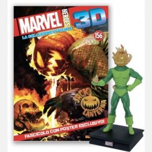 Marvel Heroes 3D - La collezione ufficiale Jack O'Lantern