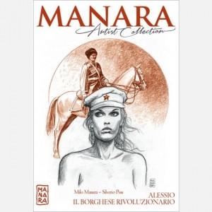 Manara Artist Collection Alessio il borghese rivoluzionario