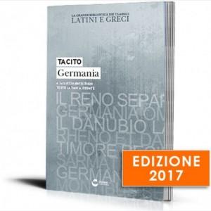 La grande biblioteca dei classici latini e greci (ed. 2017) Tacito - Germania