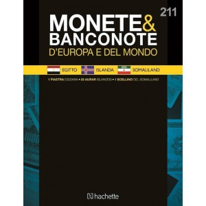 Monete e Banconote uscita 211