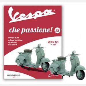 Vespa che passione! Vespa 125 U 1953