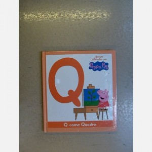 OGGI - Scopri l'alfabeto con Peppa Pig Q come Quadro