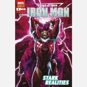 Iron Man Tony Stark: Iron Man 6