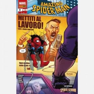 Spider-Man - Magazine Numero 11 + gadget
