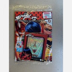Miraculous - Le Storie di Ladybug e Chat Noir Ladybug - Uscita N° 19 +  un gadget di Ladybug