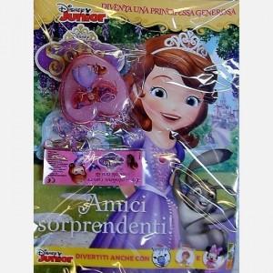 Disney Junior Disney Junior + la scatolina cuore per gli anelli di Sofia