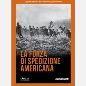 La grande Biblioteca Militare della Prima guerra mondiale La Forza di Spedizione Americana