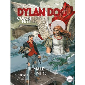 Dylan Dog Color Fest - N° 27 - Il Male Infinito - Bonelli Editore