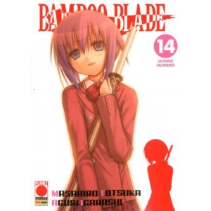Bamboo Blade - N° 14 - Bamboo Blade - Capolavori Manga Panini Comics