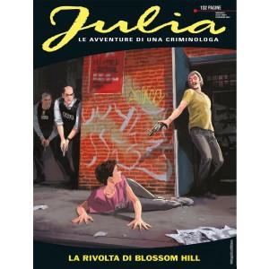Julia - N° 243 - La Rivolta Di Blossom Hill - Bonelli Editore