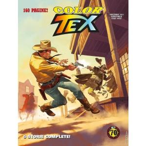 Tex Color - N° 14 - L'Apache Bianco E Altre Storie - Bonelli Editore