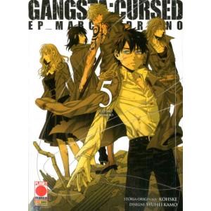 Gangsta Cursed (M5) - N° 5 - Ep_Marco Adriano - Gangsta Panini Comics