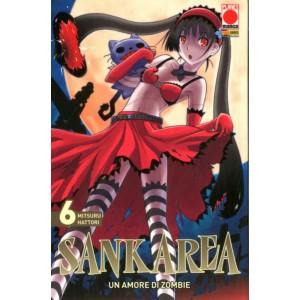 Sankarea Un Amore Di Zombie - N° 6 - Sankarea Un Amore Di Zombie - Glam Panini Comics
