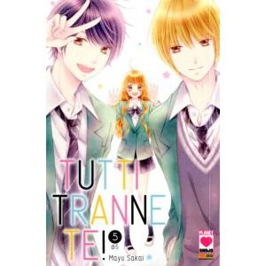 Tutti Tranne Te! (M5) - N° 5 - Tutti Tranne Te! - I Love Japan Panini Comics