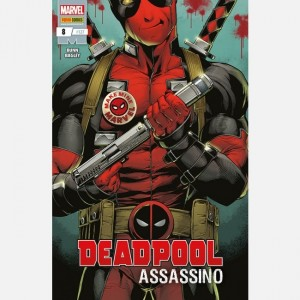 Deadpool Deadpool 127