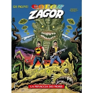 Zagor Color - N° 8 - La Minaccia Dei Morb - Bonelli Editore