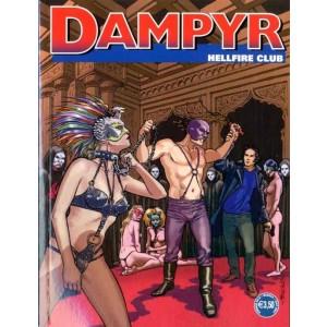 Dampyr - N° 226 - Hellfire Club - Bonelli Editore