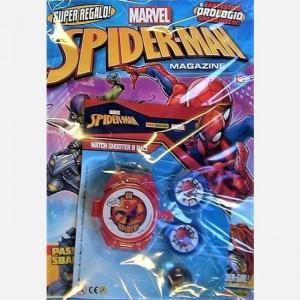 Spider-Man - Magazine Numero 10 + fantastico orologio sparadischi