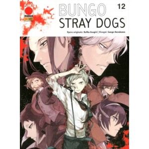 Bungo Stray Dogs - N° 12 - Bungo Stray Dogs - Manga Run Panini Comics