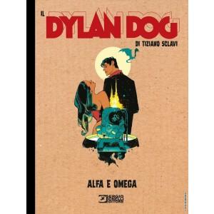 Dylan Dog Di Tiziano Sclavi - N° 21 - Alfa E Omega - Bonelli Editore