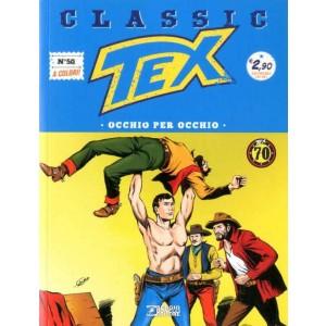 Tex Classic - N° 50 - Occhio Per Occhio - Bonelli Editore