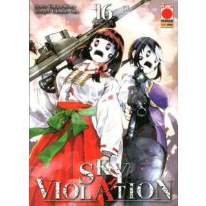 Sky Violation - N° 16 - Sky Violation - Manga Drive Panini Comics