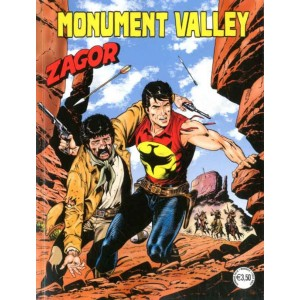 Zenith Gigante - N° 693 - Monument Valley - Zagor Bonelli Editore