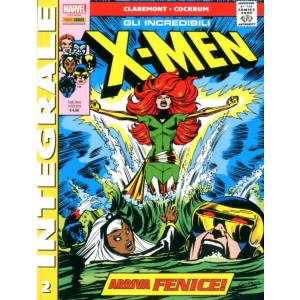 X-Men Di Chris Claremont - N° 2 - Gli Incredibili X-Men - Marvel Integrale Panini Comics