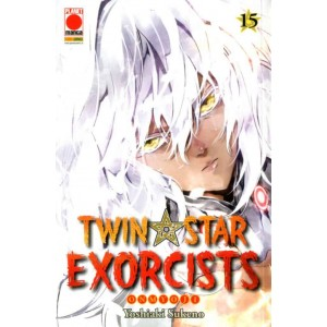 Twin Star Exorcists - N° 15 - Twin Star Exorcists - Manga Rock Panini Comics