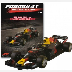 Formula 1 Auto Collection Red Bull RB14