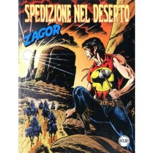 Zenith Gigante - N° 694 - Spedizione Nel Deserto - Zagor Bonelli Editore
