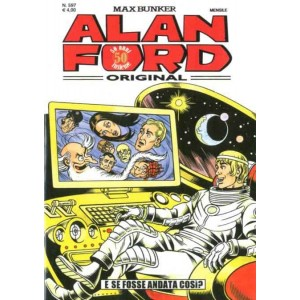 Alan Ford - N° 597 - E Se Fosse Andata Cosi'? - 1000 Volte Meglio Publishing