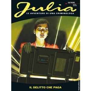 Julia - N° 246 - Il Delitto Che Paga - Bonelli Editore