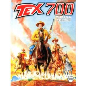 Tex Gigante - N° 700 - L'Oro Dei Pawnee - Bonelli Editore