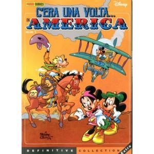 Disney Definitive Collection - N° 30 - C'Era Una Volta In America 4 - C'Era Una Volta In America Panini Comics