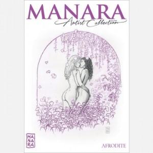 Manara Artist Collection Afrodite+ Occhio Rosso (artbook)
