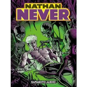 Nathan Never - N° 334 - Rapimenti Alieni - Bonelli Editore