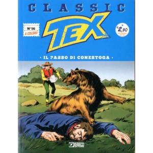 Tex Classic - N° 56 - Il Passo Di Conestoga - Bonelli Editore