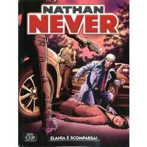 Nathan Never - N° 335 - Elania E' Scomparsa - Bonelli Editore