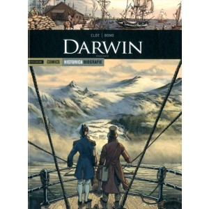 Historica Biografie - N° 24 - Darwin 1 - Mondadori Comics