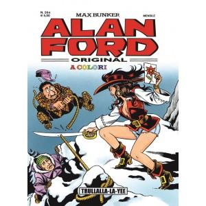 Alan Ford - N° 594 - Trullalla-La Yee - 1000 Volte Meglio Publishing