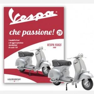 Vespa che passione! VESPA 150 GS - 1958