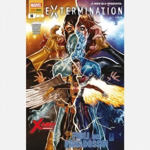 I nuovissimi X-Men X-Xmen Blu N°18